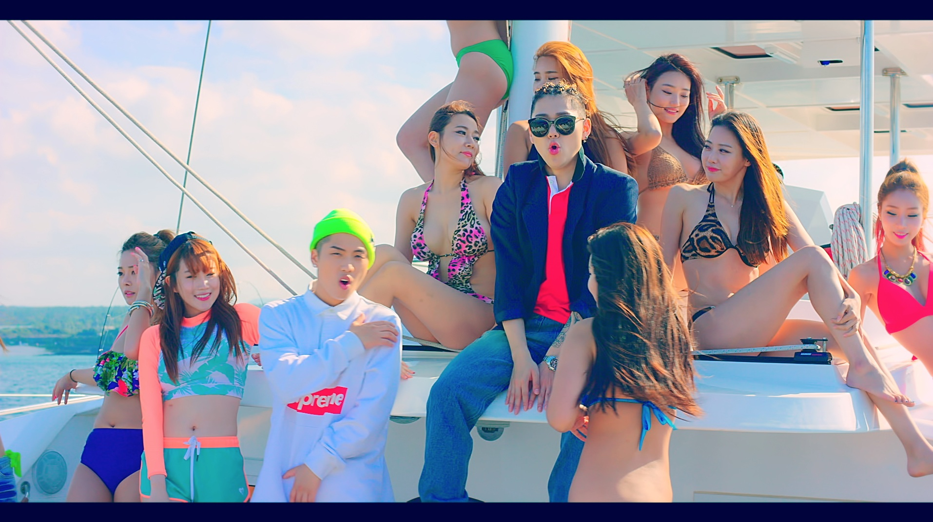 ZICO Boys & Girls Official Music Video